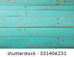 Wooden Rustic Turquoise...