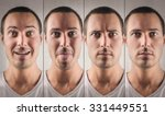 different expressions | Shutterstock . vector #331449551