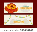 creative website header or... | Shutterstock .eps vector #331460741