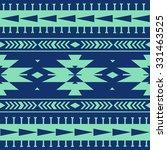 vector stripes tribal seamless... | Shutterstock .eps vector #331463525