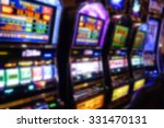 Blurred Background Of Slot...