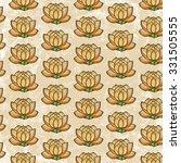 vector floral japanese... | Shutterstock .eps vector #331505555