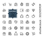Outline Icon Collection   Blac...