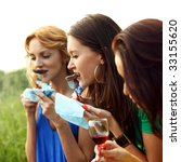 girls | Shutterstock . vector #33155620