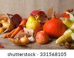 abundance of fruits and...