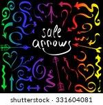 vector illustration. hand... | Shutterstock .eps vector #331604081