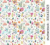 Stunning Seamless Pattern With...