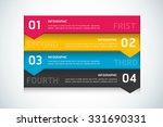 vector infographic element | Shutterstock .eps vector #331690331