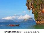 Raialy Beach Krabi Thailand