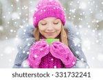 season  christmas  drinks and... | Shutterstock . vector #331732241