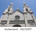 St Peter And Paul Church In Sa...