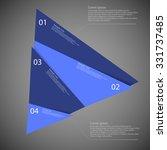 illustration infographic... | Shutterstock .eps vector #331737485