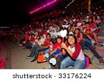 singapore   july 04   happy and ... | Shutterstock . vector #33176224