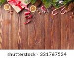 Christmas Gift Box  Food Decor...