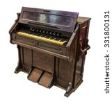 Harmonium. Pump Organ.