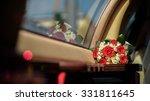 wedding bouquet   Shutterstock . vector #331811645