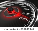 2016 Year Car Speedometer...