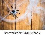 Halloween Symbols Web And Black ...