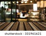 selected focus empty brown... | Shutterstock . vector #331961621
