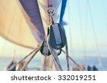 Details Of Sailboat Rigging...
