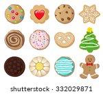 twelve different kinds of...   Shutterstock .eps vector #332029871