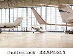 Small Passenger Airplane...