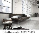 3d rendering of a modern... | Shutterstock . vector #332078459