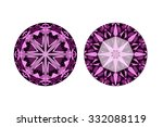 diamond cutting perfect 3d...   Shutterstock . vector #332088119