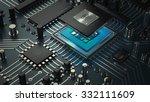 Central Computer Processors Cp...