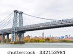 View Of Williamsburg Bridge In...