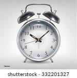 Classic Alarm Clock. High...