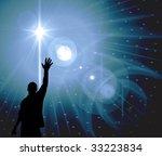 reach for the stars | Shutterstock . vector #33223834