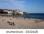 bondi beach  sydney  australia | Shutterstock . vector #3322628
