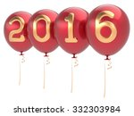 new 2016 years eve party... | Shutterstock . vector #332303984