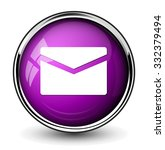 message   icon  | Shutterstock .eps vector #332379494