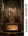 St. Philip Neri Portrait By...