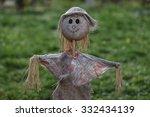 Scarecrow   Scarecrow Wearing ...