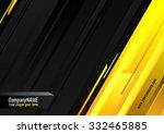 dark vector background with... | Shutterstock .eps vector #332465885