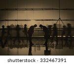business people respect... | Shutterstock . vector #332467391