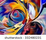 shape of color series.... | Shutterstock . vector #332480231