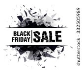 Black Friday Sale. Abstract...