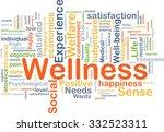background concept wordcloud...   Shutterstock . vector #332523311