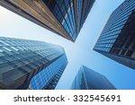 modern building | Shutterstock . vector #332545691