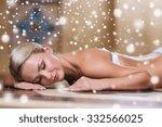 people  beauty  spa  healthy... | Shutterstock . vector #332566025