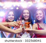 holidays  nightlife  party and... | Shutterstock . vector #332568041