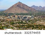 Camelback Mountain And The...