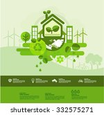 let's save the world | Shutterstock .eps vector #332575271