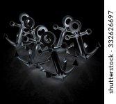 anchors | Shutterstock . vector #332626697