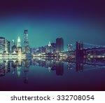 New York City Lights Scenic - Fine Art prints