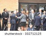 new york city   october 27 2015 ... | Shutterstock . vector #332712125